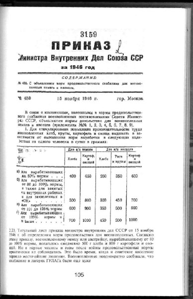 Из книги С. Карнера «Архипелаг ГУПВИ плен и интернирование в Советском Союзе.1941-1956