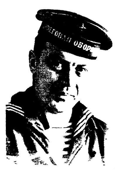 Боец Нагаевского сектора обороны В. Лобовиков