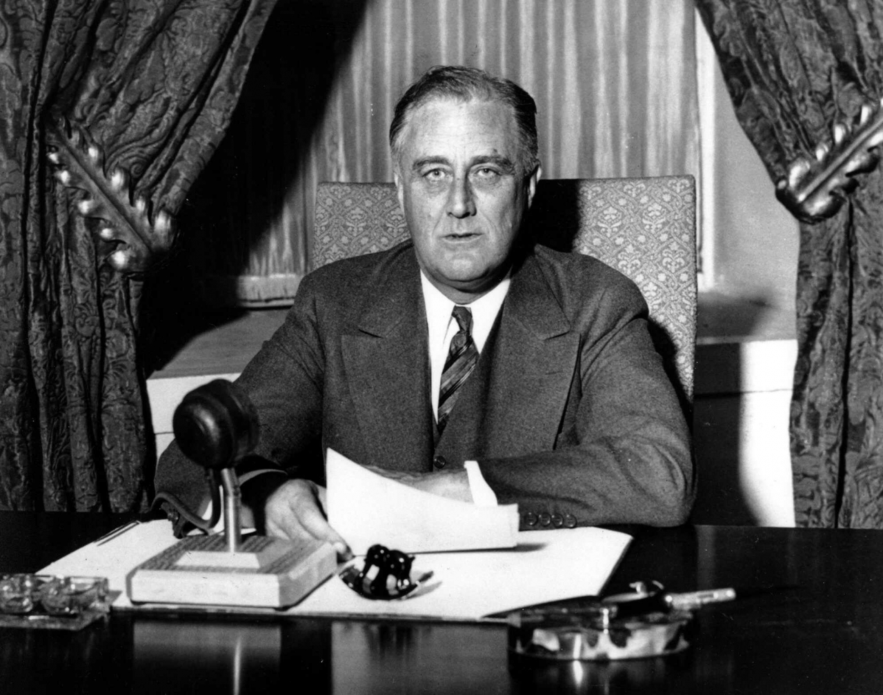 the controversial political conspiracy of 1933 in the united states to overthrow president roosevelt