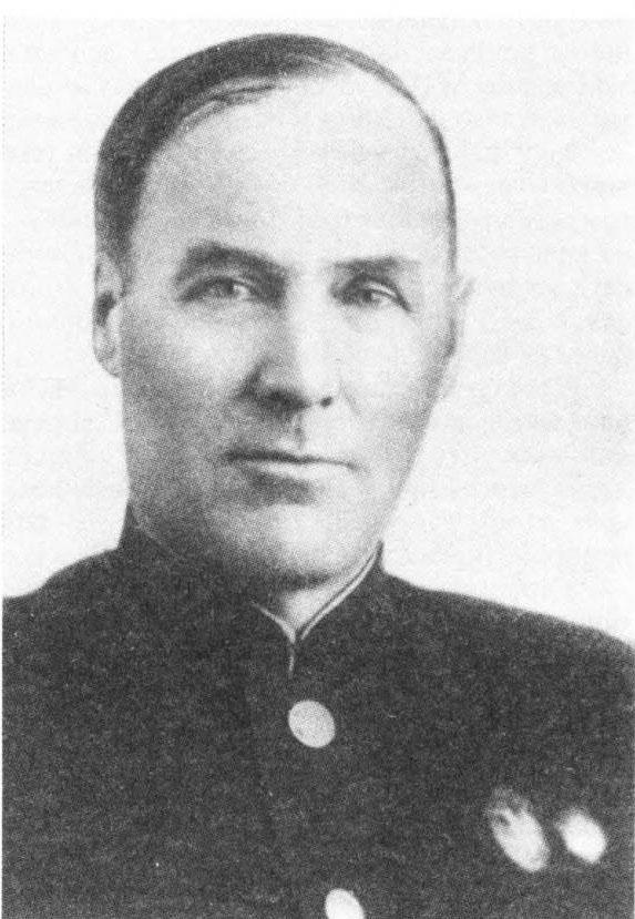 Капитан дальнего плавания Д.Н. Сергиевский.