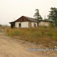Поселок Джелгала. 2012 год