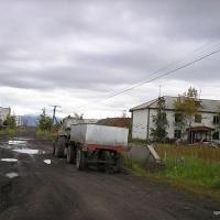 Поселок Эльген.