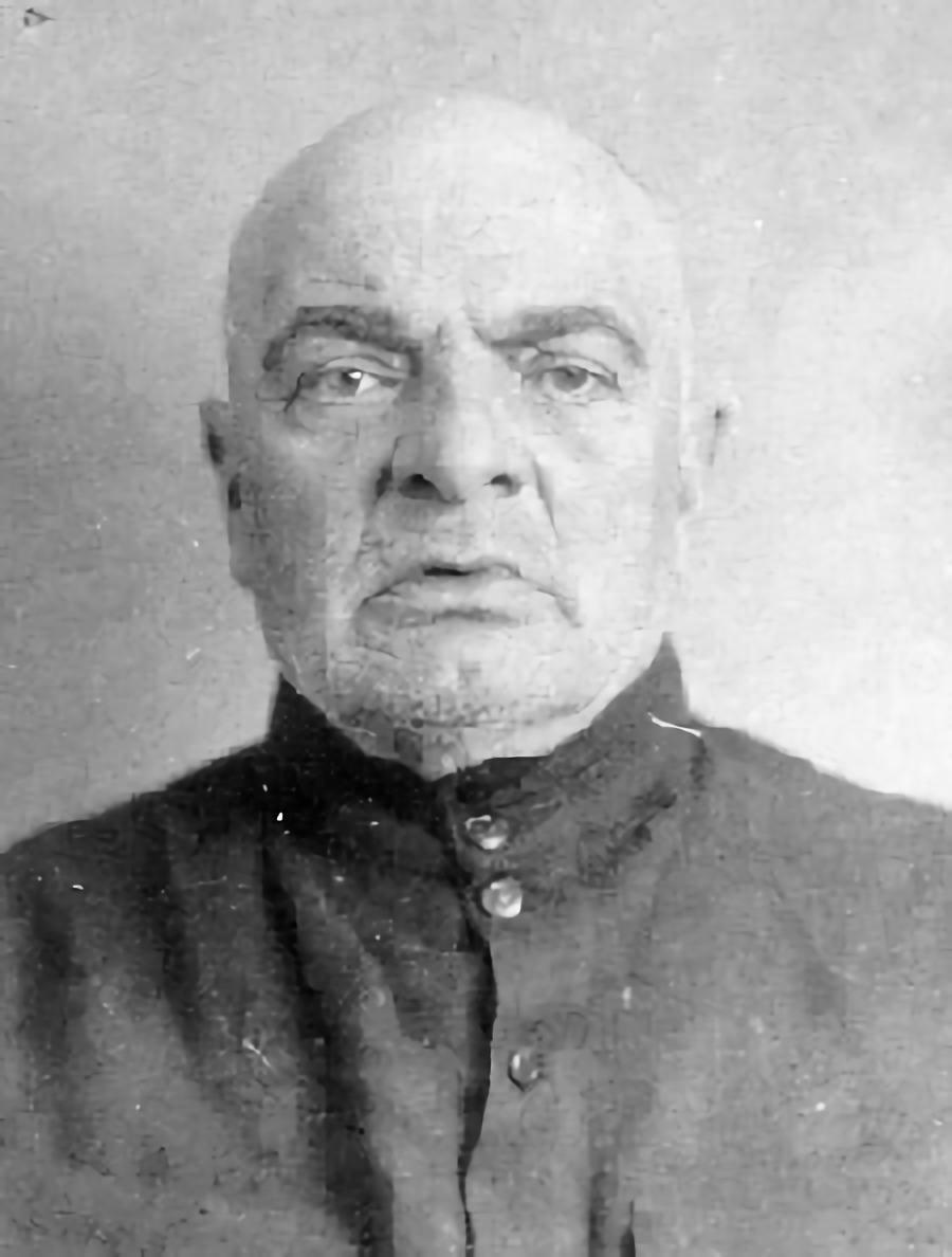 Тамарин Александр Александрович.