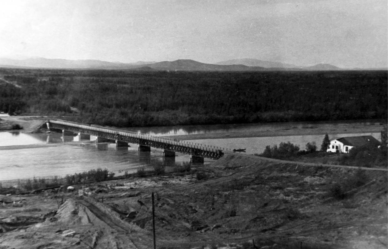 Усть-Тасканский мост.