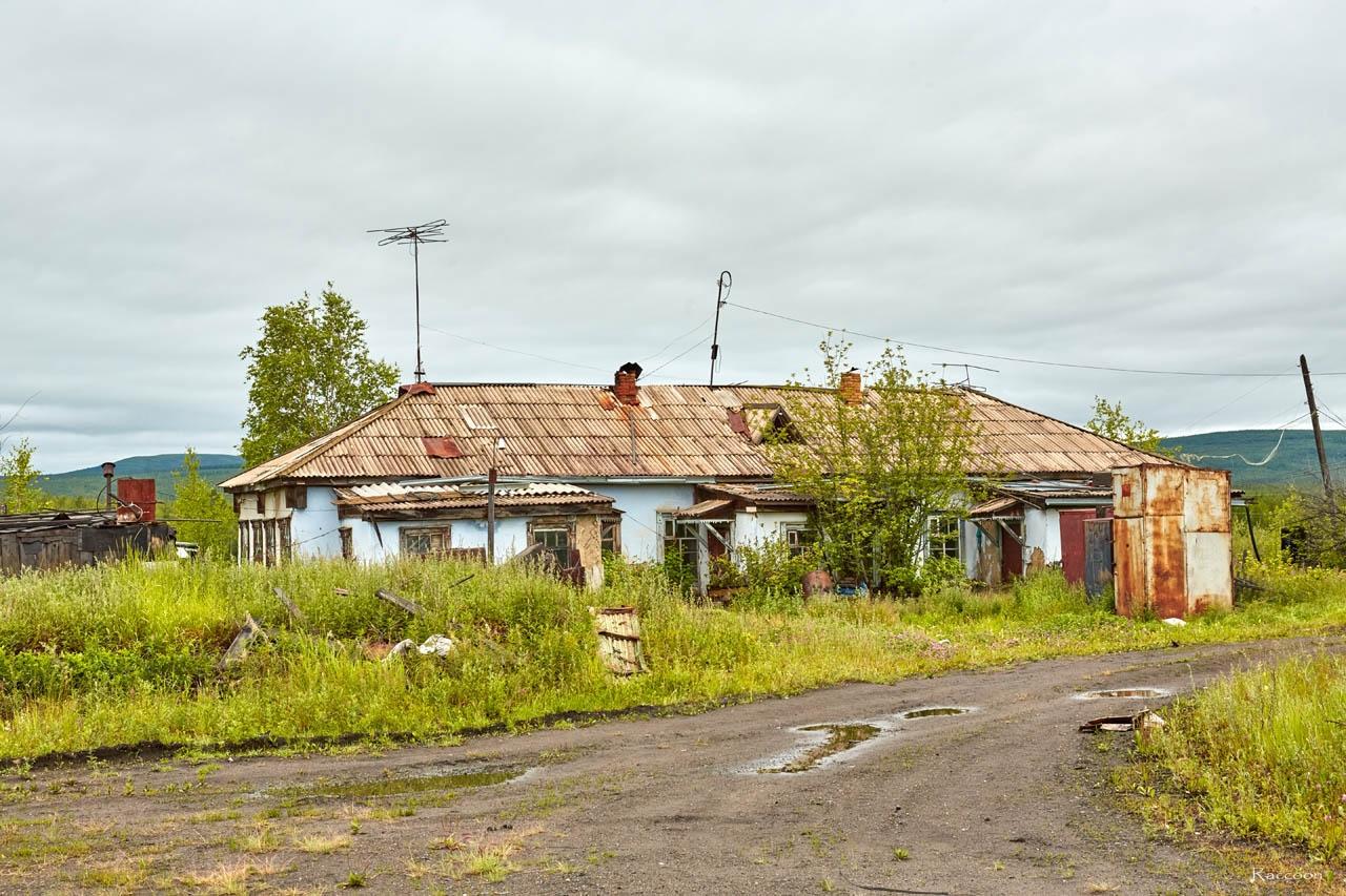 Жилой дом. Усть-Таскан. 2017 год.