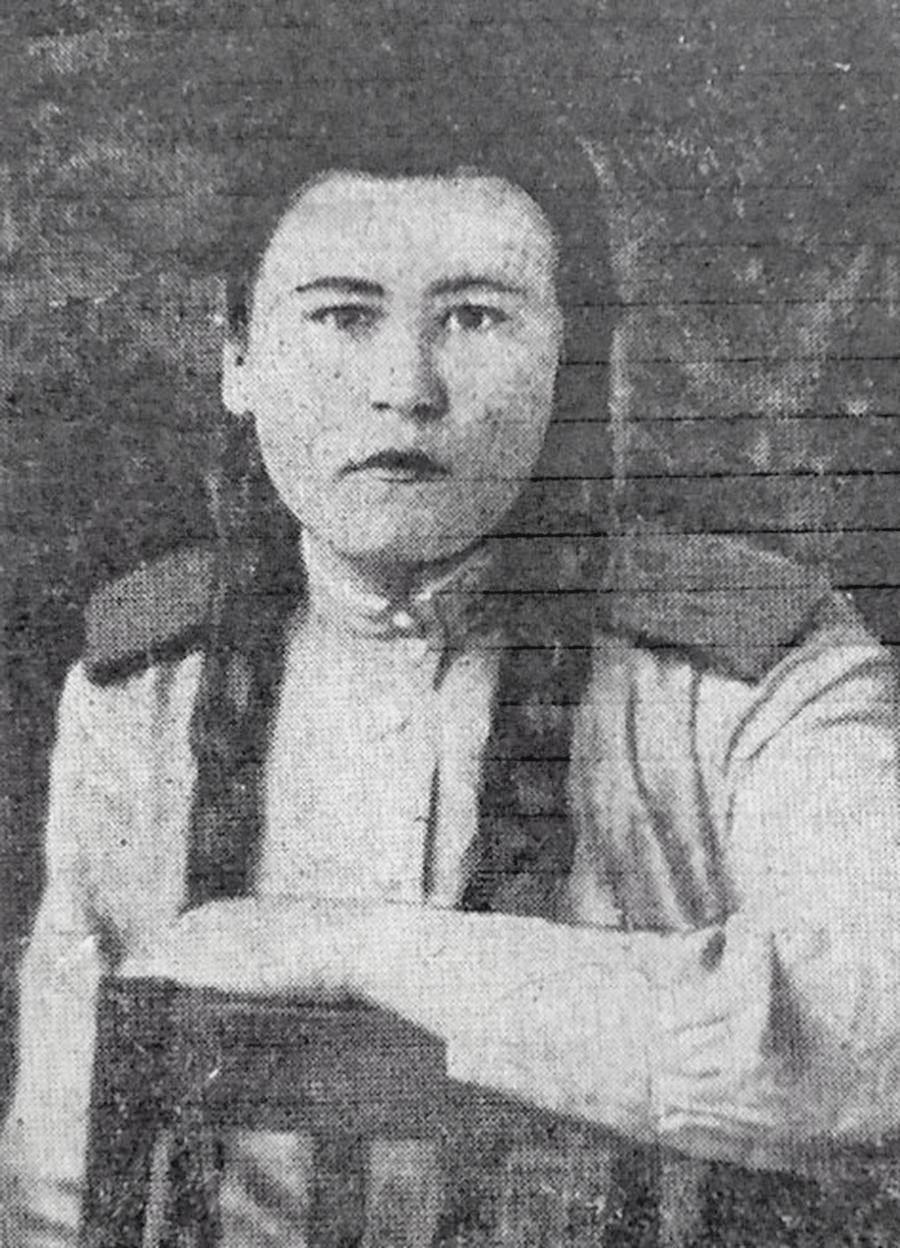 «Груша» - Жукова Ася Фёдоровна.