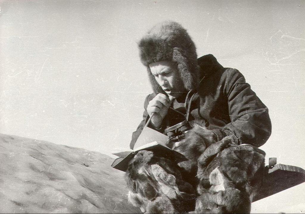 Олег Куваев.