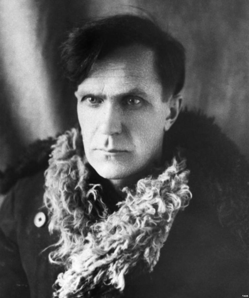 Варлам Тихонович Шаламов.