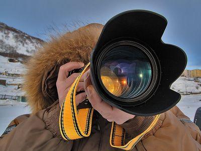 Евгений Радченко Фотограф, соавтор проекта «Призрачная Колыма».