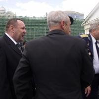 В Москве встретились на афганском празднике Малоземов Михаил, Валерий Валеев, Борис Шуманин и Сергей Быков