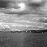 Река Лена в Якутске