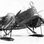 АНТ-7 (Р-6) — советский двухмоторный многоцелевой самолёт. Конструкция самолёта родственна ТБ-1.