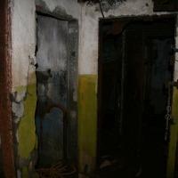 Батарея №960 на мысе Островном. Внутренние помещения капонира