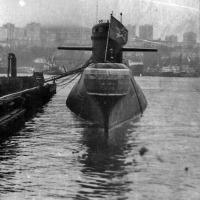 БС-486 «Ленок» в 4 бригаде подводных лодок.