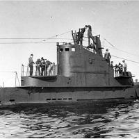 Подводная лодка типа «Щука».