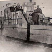 Подводная лодка Щ-117 (тип «Щука» V-бис серии).