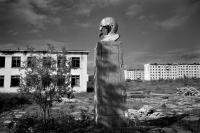 Бюст Ленина, Кадыкчан, 2014