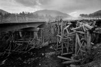 Мосты над ручьем Обрывистым, 2014