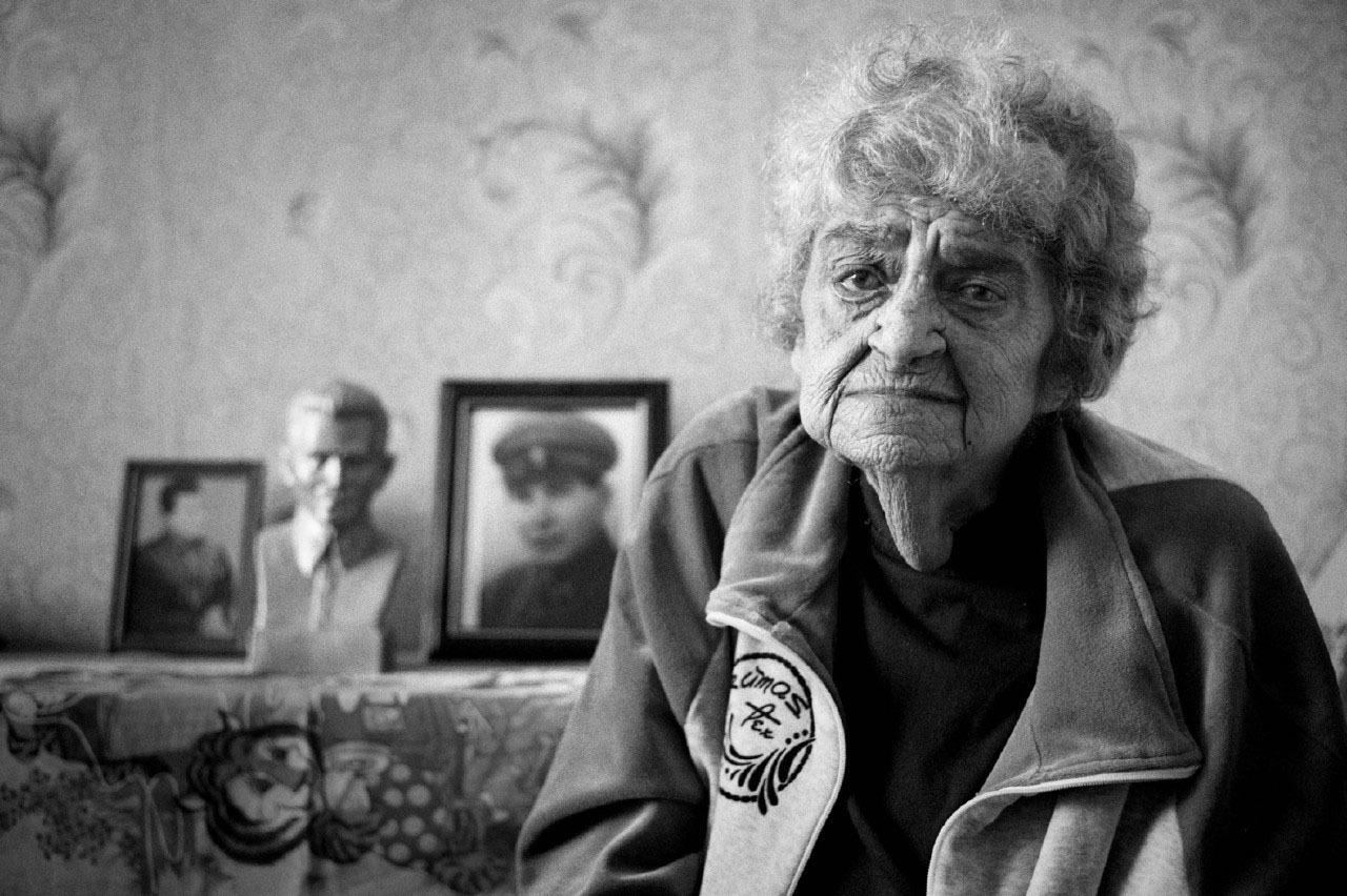 Наталья Хаютина, Ола, 2015. Фото Эмиля Гатауллина