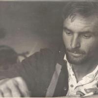 Старатель Пчёлкин А.А. 1968 год.