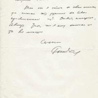 Письмо от Рытхеу к Пчёлкину. 17.09.1983 год.