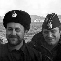 С-220. Замполит и старпом. Турчанинов и Заяшников