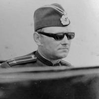 Командир С-220 Удовенко В.А. капитан 2-го ранга