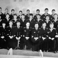 Экипаж С-220. 1982 год