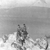 Экипаж С-224. Магадан, на Каменном венце.