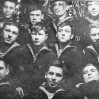 Экипаж С-224. 1968 год, Магадан.
