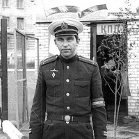 С-224. Гуцалов Виктор Петрович, август 1976 года.