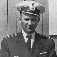 Командир ПЛ С-288 капитан 2 ранга Щербавский В.П..