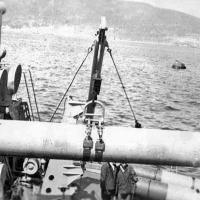 С-288. Погрузка торпед.