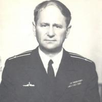 Командир ПЛ С-288, капитан 2 ранга Щербавский В.П.