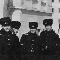 С-288. Экипаж в городе Магадане.