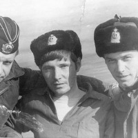 С-288. Слева крайний доктор Васильев.