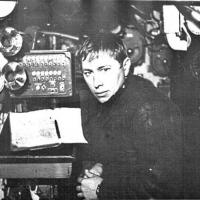 С-288. Последние дни автономного плавания. Ряховский Виктор Иванович. 1964 год.