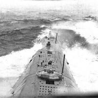 С-288. Охотское море. 60-е годы ХХ-го века.