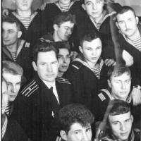 Экипаж С-288. Из архива Виктора Ряховского.