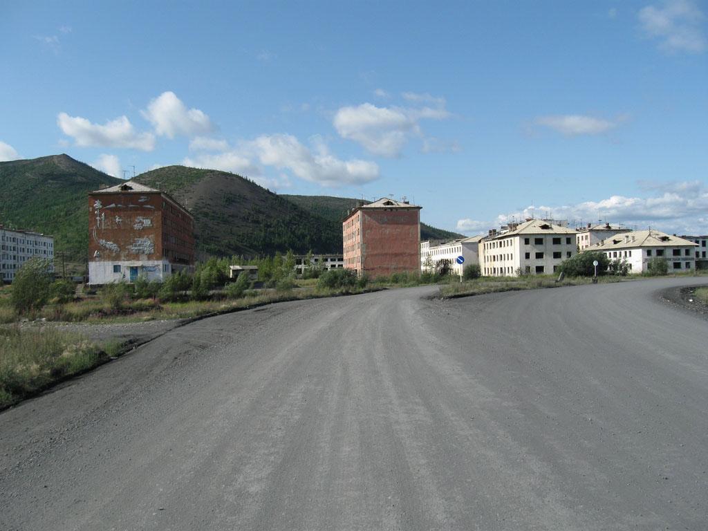 Фото поселок батьки школы