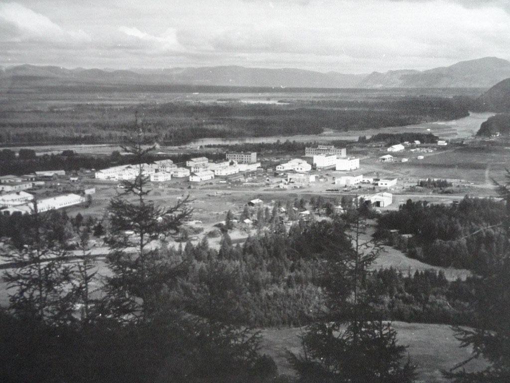 Поселок Кулу. 1982 год