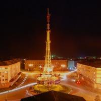 Комсомольская площадь.