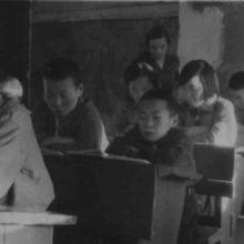Маяканская (Бараборская) начальная школа.