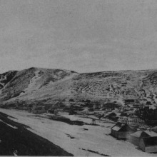 Петропавловск-Камчатский, 1900 г. Фото Слюнина Н.В.