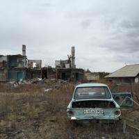 Поселок Таскан. 2015 год. Автор фото: Богдан Булычёв.
