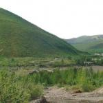 Поселок Стан-Утиный (Утиный). Вид на подстанцию